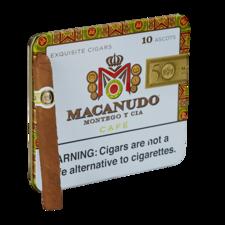 Macanudo Cafe Ascot Tin of 10